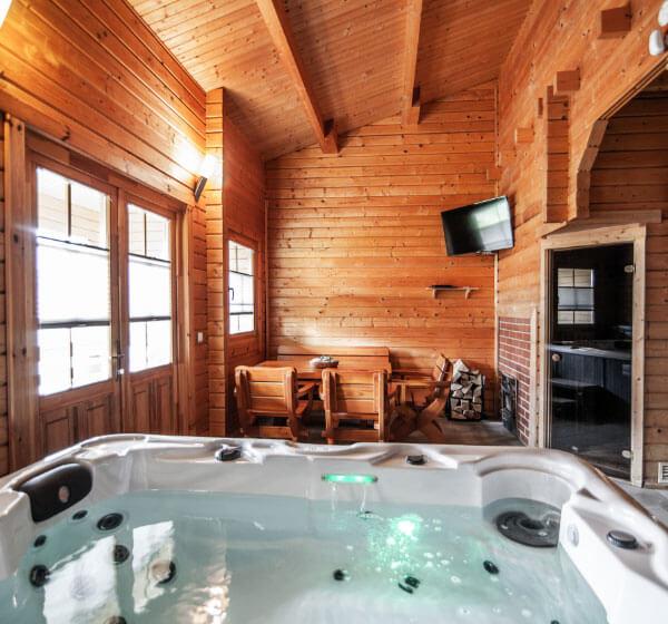 Sauna Weiss Spa
