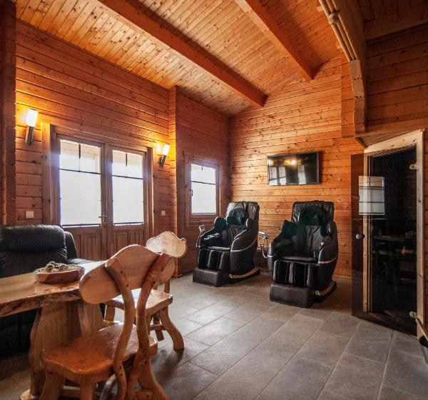 Sauna Weiss Relax