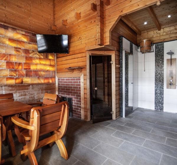 Sauna Weiss Classic